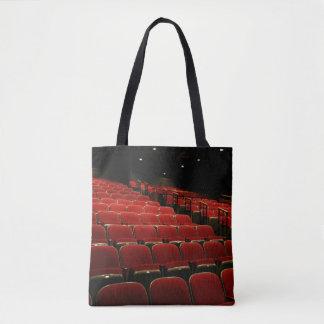 De Zetels van het theater Draagtas