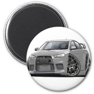De Zilveren Auto van Evo Magneet