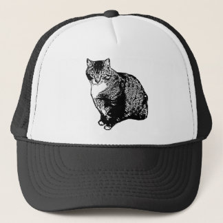 De Zitting van de kat Trucker Pet