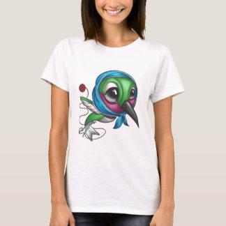 De Zoemende Vogel van de oma T Shirt
