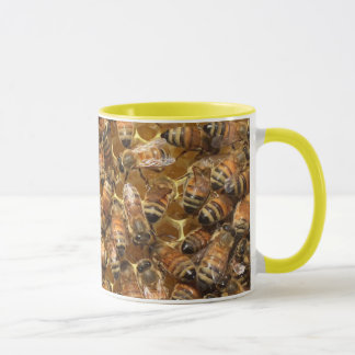 De zoete Bijen van de Honing! Mok