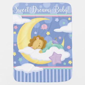 De zoete Deken van het Baby van Dromen Babydoek