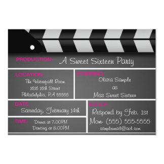 De zoete Uitnodiging van Zestien Film