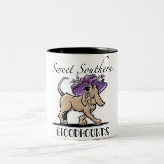 De zoete Zuidelijke Mok van de Koffie van de