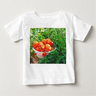 De Zoetigheden van de tuin Baby T Shirts