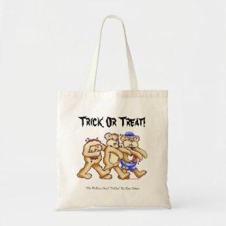 De zombie draagt, Trick or treat! , Draagtas