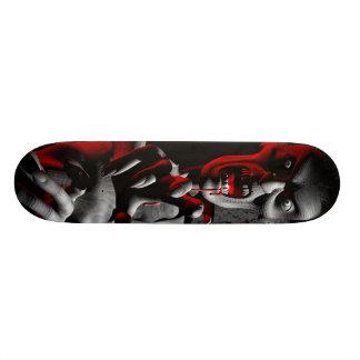 De zombie van Gnarly Skateboard Deck