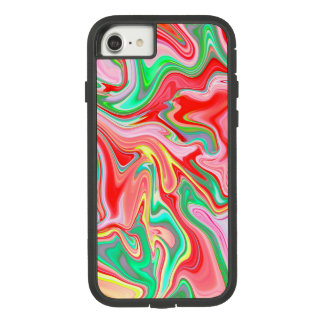 De zomer Abstract2 Case-Mate Tough Extreme iPhone 8/7 Hoesje