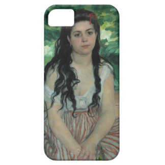 De zomer, Auguste Renoir Barely There iPhone 5 Hoesje