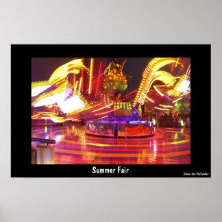 De zomer Eerlijke #2 Poster