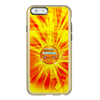 De zomer incipio feather® shine iPhone 6 hoesje