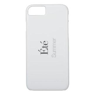 De zomer iPhone 7 hoesje