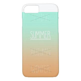 De zomer komt! iPhone 7 hoesje