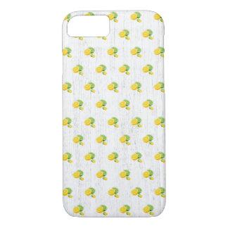 De zomer LemonLime iPhone 7 Hoesje