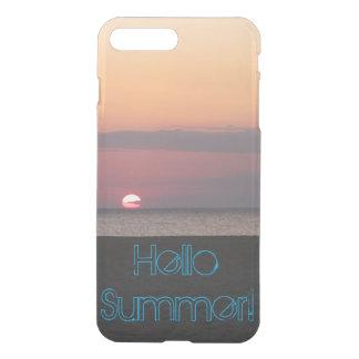 De zomer op het Strand iPhone 8/7 Plus Hoesje