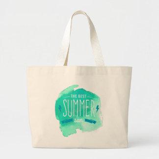 De zomer roept! De beste Zon van de Zomer Grote Draagtas