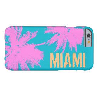 De Zomer van het Strand van Miami van de douane Barely There iPhone 6 Hoesje