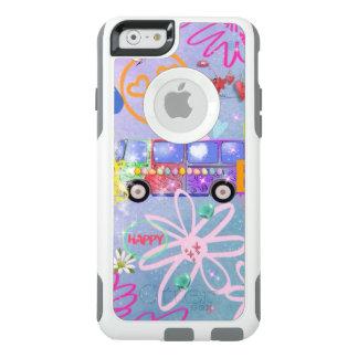 de zomer van liefde - de jaren '60 OtterBox iPhone 6/6s hoesje