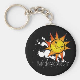 De Zon Keychain van de Ster van Makyo Sleutelhanger