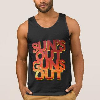 De zon schiet uit uit neer - Grappig Spreuk Hemd