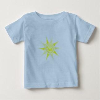 De Zon van de eenhoorn Baby T Shirts
