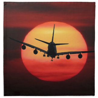 De Zon van het vliegtuig Servet