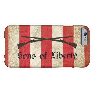 De zonen van Vrijheid markeren Barely There iPhone 6 Hoesje