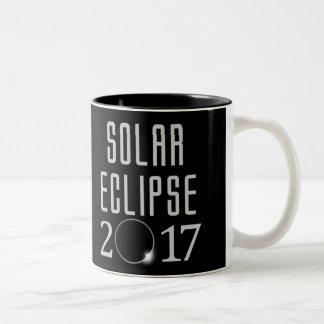 De zonne Mok van de Verduistering 2017