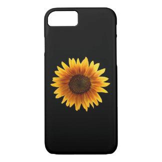 De Zonnebloemen van de Hoesjes van IPhone