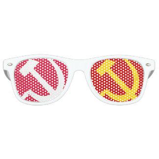 De Zonnebril van de Partij van de hamer & van de