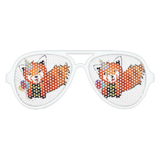 De Zonnebril van de Partij van Roxie