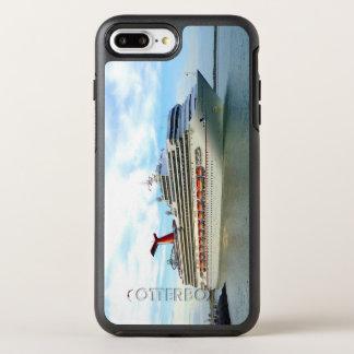 De Zonneschijn van de bestemming OtterBox Symmetry iPhone 8 Plus / 7 Plus Hoesje