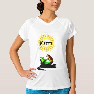 De Zonneschijn van de Kat van het kat T Shirt