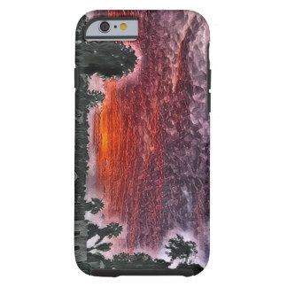 De Zonsondergang van Cali Tough iPhone 6 Hoesje
