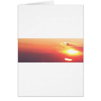 De Zonsondergang van Colorado Kaart