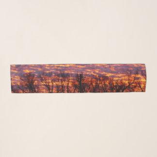 De Zonsondergang van Colorado Sjaal