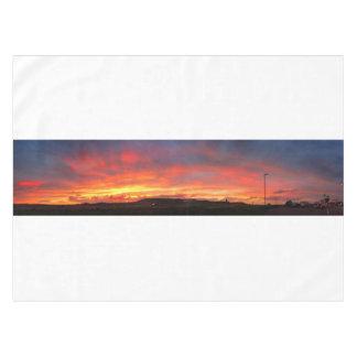 De Zonsondergang van Colorado Tafelkleed