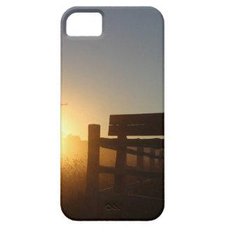De Zonsondergang van de Herfst van de Oogst van de Barely There iPhone 5 Hoesje