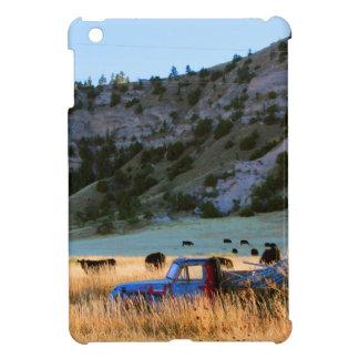 De Zonsondergang van de Herfst van de Oogst van de iPad Mini Cover