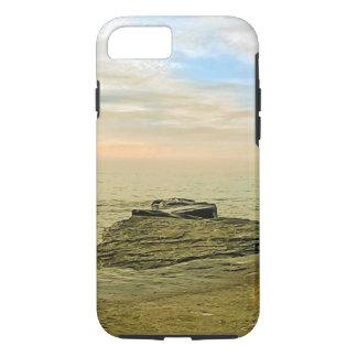 De Zonsondergang van de Zomer van Erie van het iPhone 7 Hoesje