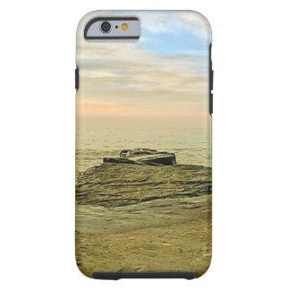 De Zonsondergang van de Zomer van Erie van het Tough iPhone 6 Hoesje