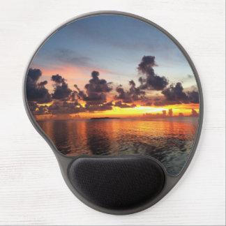 De Zonsondergang van het paradijs Gel Muismat