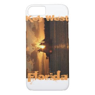 De Zonsondergang van Key West Florida iPhone 7 Hoesje