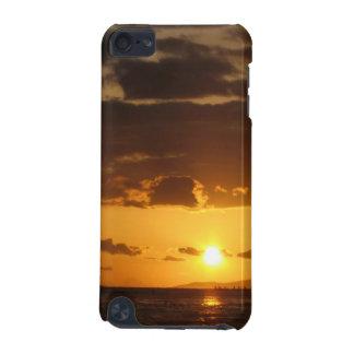 De Zonsondergang van Waikiki iPod Touch 5G Hoesje