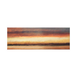 De Zonsopgang van de Sleutels van Florida Canvas Afdrukken