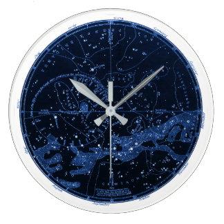 De zuidelijke Klok van Constellaties