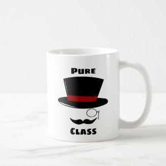 De zuivere BasisMok van de Klasse voor Elegante Koffiemok