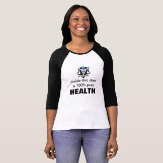 De Zuivere Gezondheid van 100% door Vitaclothes™ T Shirt