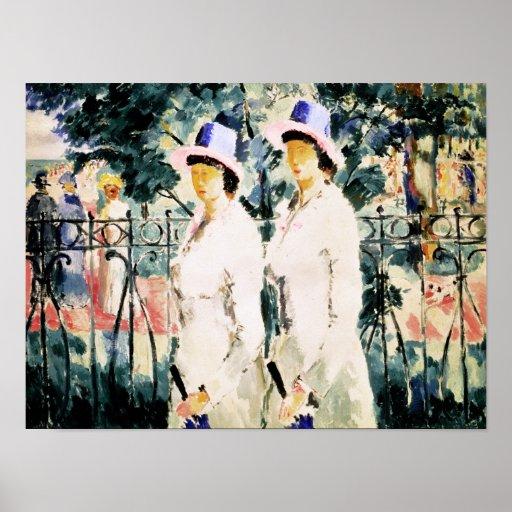 De zusters poster