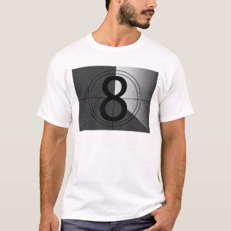 De Zwart-witte Leider van de film - T Shirt